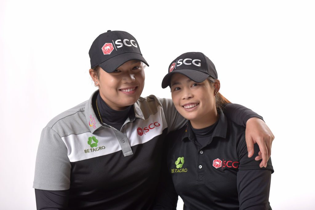 Ariya und Moriya Jutanugarn